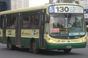 Recorrido De La L Nea 130 En Buenos Aires